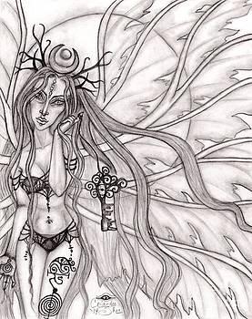Queen Mabh by Coriander  Shea
