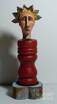 Queen of Arts by Barbara Melnik Carson