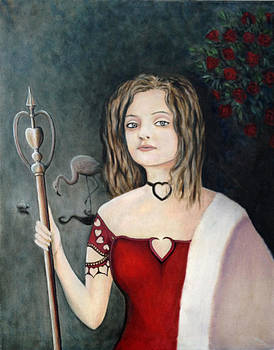 Queen of Hearts by Mr Dill