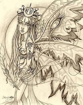Queen Rhiannon by Coriander  Shea