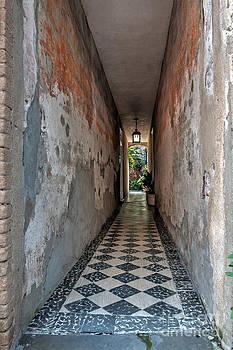 Dale Powell - Queen Street Hallway