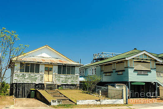David Hill - Queenslander houses in Brisbane - Queensland - Australia