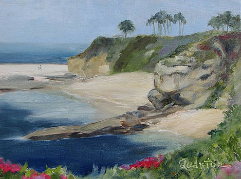 Quiet Day in Laguna by Lori Quarton