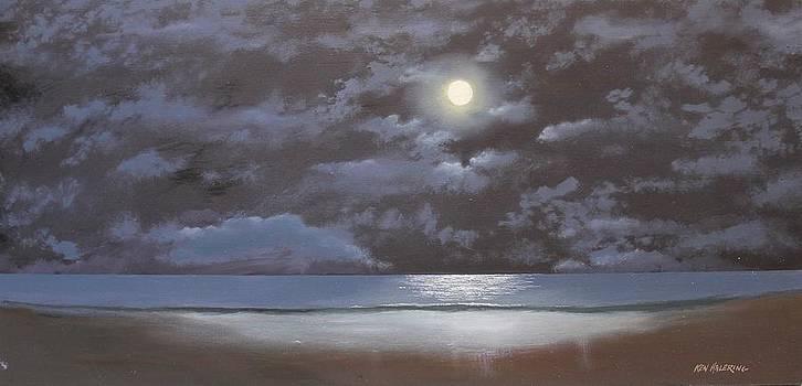 Quiet Moon by Ken Ahlering