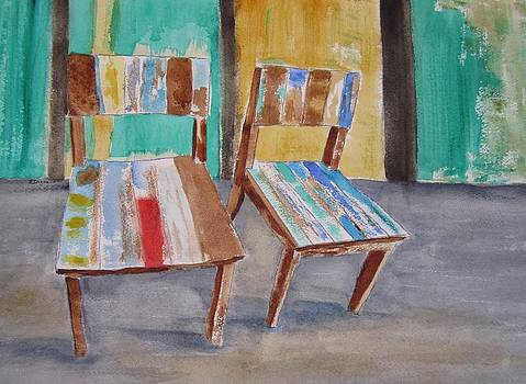 Quiet Place by Elvira Ingram