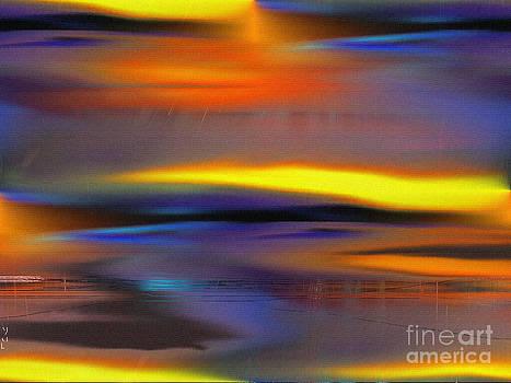 Soft Rain by Yul Olaivar