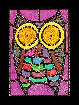 Jim Harris - Quilted Owl
