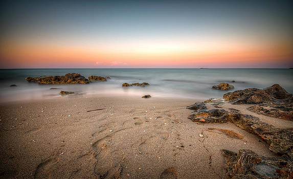 Quintero dusk by Tommaso Di Donato
