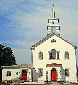 Tami Quigley - Quintessential Country Church