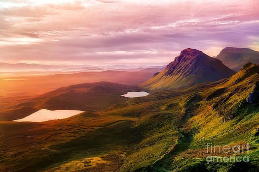 Quiraing - Isle of Skye by Matt  Trimble
