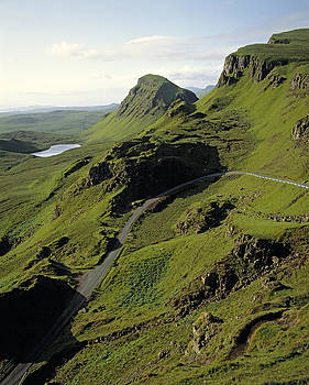 Quiraing Scotland by David Davies