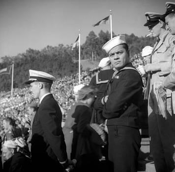 Henri Bersoux - Quizzical Sailor
