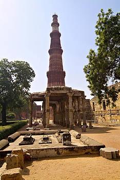 Devinder Sangha - Qutub and Grave yard