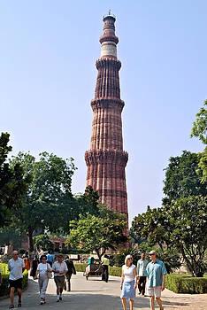 Devinder Sangha - Qutub Minar