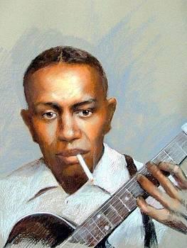 R Leroy  Johnson by Mark Hayden