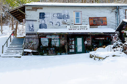 Rabbit Hash Mercantile by Mary Carol Story