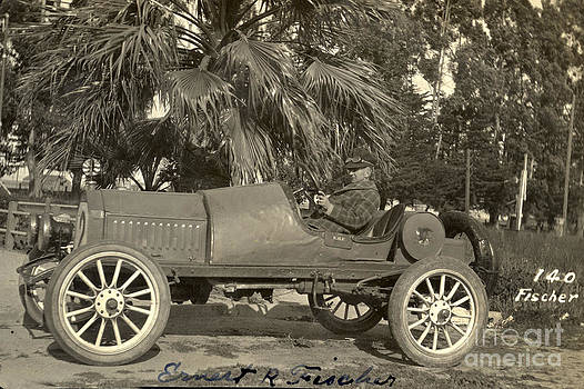 California Views Mr Pat Hathaway Archives - Race Car photo by E. R. Fischer circa 1920