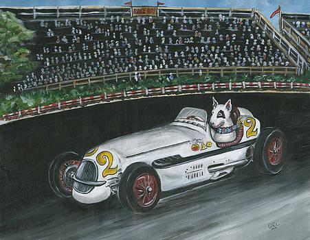 Race Day by Kim Arre-gerber