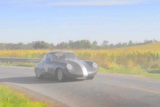 Jack R Perry - Racer Porsch 356