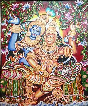 Radheshyam by Jayashree
