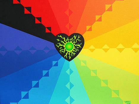 Radiant Heart 3 by Lance Bifoss