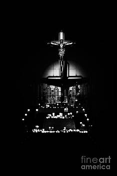 Frank J Casella - Radiant Light - Black