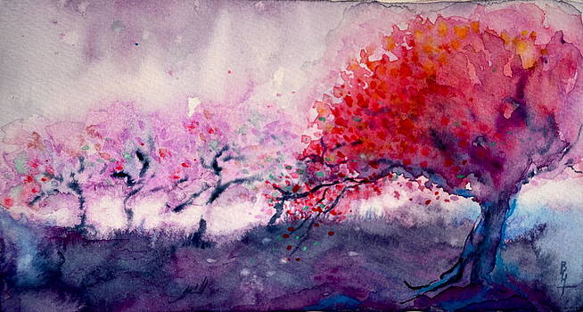 Radiant Orchard by Beverley Harper Tinsley