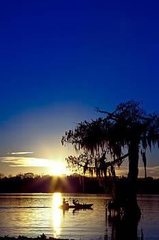 Radiant Sunset by Susie Hoffpauir