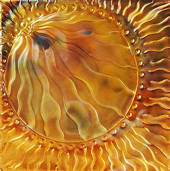 Radiating Sun by Sharon Orella