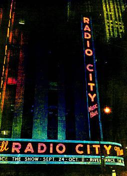 Joann Vitali - Radio City Grunge