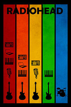 Radiohead by FHT Designs