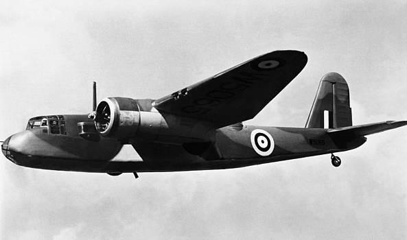 Henri Bersoux - RAF Bristol Beaufort