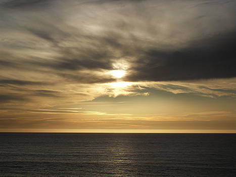 Ragged Point Sunset by Laura Young