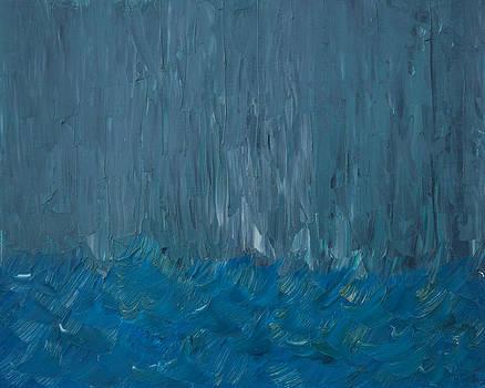 Raging Sea by Alex Banman