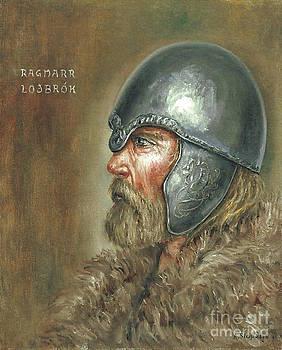 Ragnar Lodbrok by Arturas Slapsys