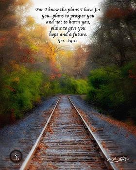 Rail of Hope by Shane Garrett