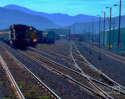 Patrick Witz - Rail Yard Awakens