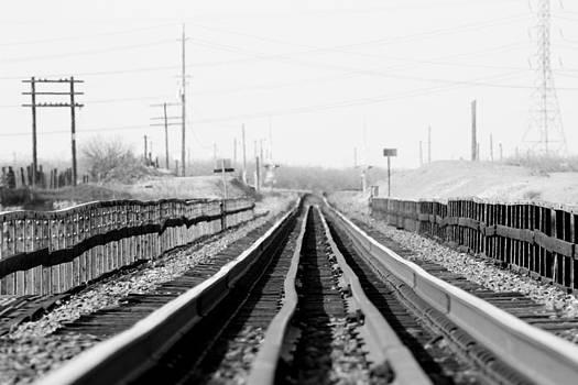 Railroad Bridge  by Dylan Donnelly