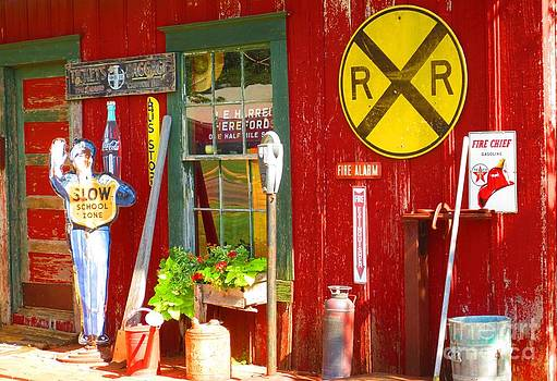 LNE KIRKES - Railroad Bunkhouse