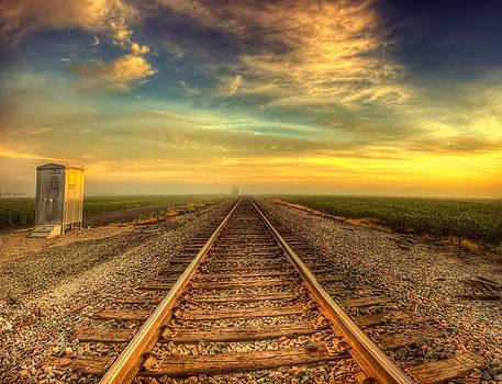Railroad by  Caleb McGinn