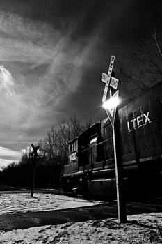 Railroad Crossing by Jeff Picoult