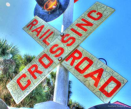 Railroad Crossing by Vanessa Parent