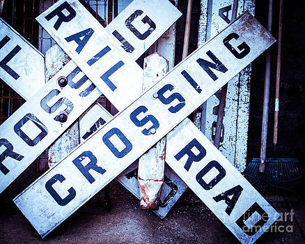 Sonja Quintero - Railroad Crossings
