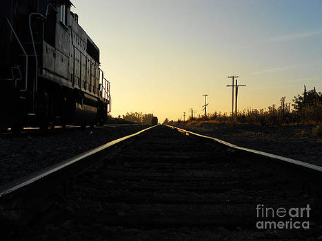 Railroad by Dylan Donnelly
