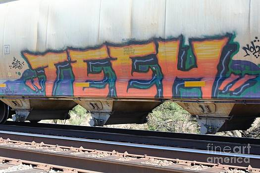 LNE KIRKES - Railroad Graffiti 2