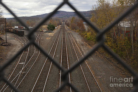 Jonathan Welch - Railroad