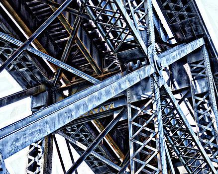 Railway Bridge by Douglas DeCouto