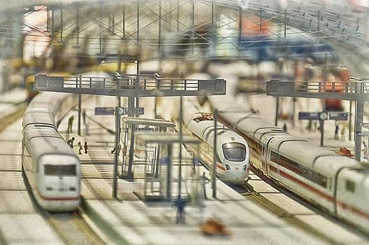 Gynt   - Railway station II