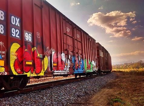 Railways by Janice Spivey