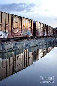 Douglas Taylor - RAILYART REFLECTIONS